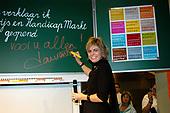 Prinses Laurentien opent Onderwijs en Handicap Markt