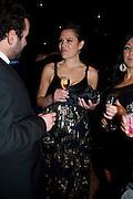 ZOE GRIFFIN, London Lifestyle Awards. Riverbank Park Plaza. London.6 October 2011. <br /> <br />  , -DO NOT ARCHIVE-© Copyright Photograph by Dafydd Jones. 248 Clapham Rd. London SW9 0PZ. Tel 0207 820 0771. www.dafjones.com.