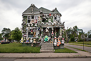 Folk Art Installations