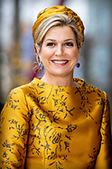 Queen Maxima opens the new office building of the Charity Lotteries in Amsterdam on