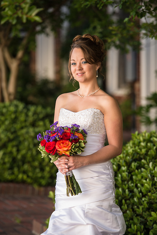 Kendall Bridal Portrait | Washington NC Photographers