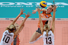 20140925 ITA: World Championship Volleyball Nederland - USA, Verona