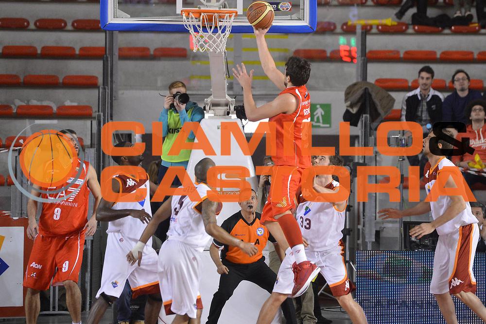 DESCRIZIONE : Roma Lega A 2012-13 Acea Roma EA7 Emporio Armani Milano<br /> GIOCATORE : Alessandro Gentile<br /> CATEGORIA : controcampo<br /> SQUADRA : EA7 Emporio Armani Milano<br /> EVENTO : Campionato Lega A 2012-2013 <br /> GARA :  Acea Roma EA7 Emporio Armani Milano<br /> DATA : 17/02/2013<br /> SPORT : Pallacanestro <br /> AUTORE : Agenzia Ciamillo-Castoria/GiulioCiamillo<br /> Galleria : Lega Basket A 2012-2013  <br /> Fotonotizia : Roma Lega A 2012-13 Acea Roma EA7 Emporio Armani Milano<br /> Predefinita :