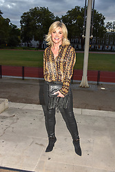 Anthea Turner at the START Art Fair - Preview Evening held at the Saatchi Gallery, Duke of York's HQ, King's Road, London on 25th September 2019.