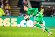 Martin Dubravka (GK) (Newcastle United) in action during the Premier League match between Crystal Palace and Newcastle United at Selhurst Park, London, England on 22 February 2020.