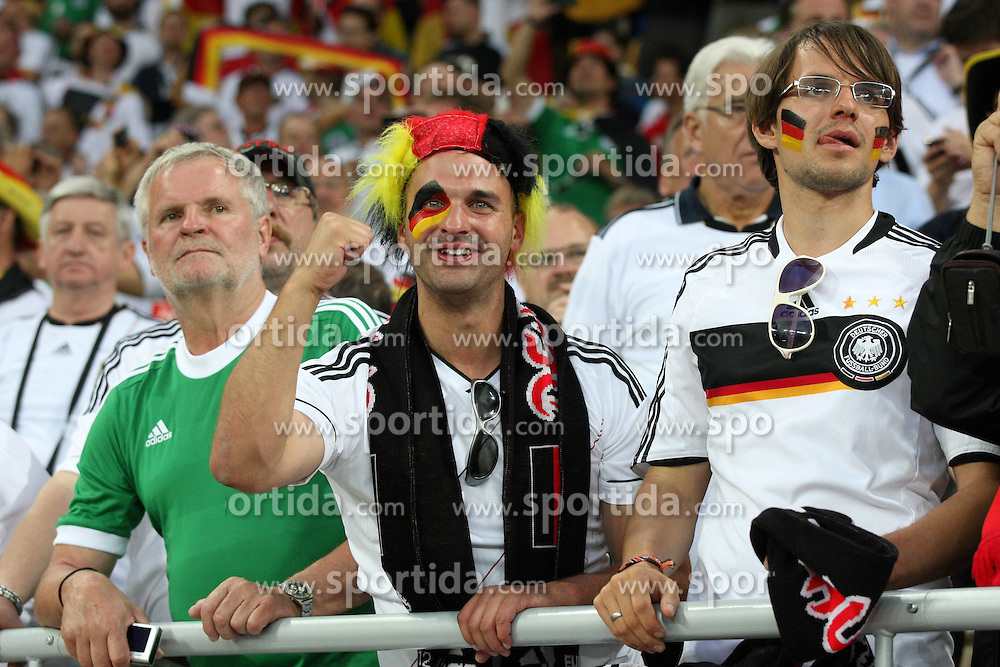 09.06.2012, Arena Lwiw, Lemberg, UKR, UEFA EURO 2012, Deutschland vs Portugal, Gruppe B, im Bild KIBICE NIEMIEC // during the UEFA Euro 2012 Group B Match between Germany and Portugal at the Arena Lviv, Lviv, Ukraine on 2012/06/09. EXPA Pictures © 2012, PhotoCredit: EXPA/ Newspix/ Piotr Kucza..***** ATTENTION - for AUT, SLO, CRO, SRB, SUI and SWE only *****