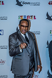 October 11, 2016 - Nashville, Tennessee, USA - Dr. Bobby Jones at the 47th Annual GMA Dove Awards  in Nashville, TN at Allen Arena on the campus of Lipscomb University.  The GMA Dove Awards is an awards show produced by the Gospel Music Association. (Credit Image: © Jason Walle via ZUMA Wire)