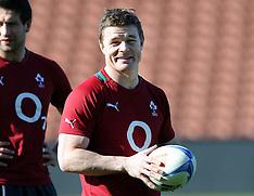 Hamilton-Rugby, Ireland captains run, June 22