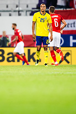 Austria v Sweden - 6 Sept 2018