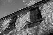 Derelict Houses on Benburb Street