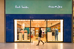Paul Smith store at  Dubai Mall in Dubai United Arab emirates