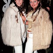 Playboy Feest 2000, Tara van de Berg en Sabine