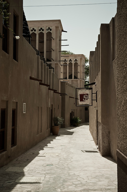 Bastakiya, Dubai, UAE Archive of images of Dubai by Dubai photographer Siddharth Siva
