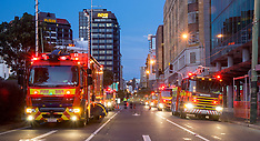 Wellington-Fire crews respond to 10th floor office fire