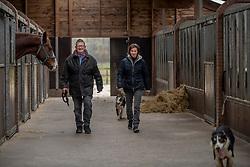 Van Gisbergen Isabel, Van Gisbergen Wil, NED<br /> Fokkerij Isabel en Wil van Gisbergen<br /> © Hippo Foto - Dirk Caremans<br /> 20/11/2018