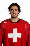 31.07.2013; Wetzikon; Eishockey - Portrait Nationalmannschaft; Denis Hollenstein (Valeriano Di Domenico/freshfocus)