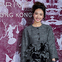 Hong Kong actress Tracy Chu attends the CHANEL 'Mademoiselle Prive' Exhibition Opening Event on January 11, 2018 in Hong Kong, Hong Kong. Photo by Kam Kwok Concord Wong / S3studio