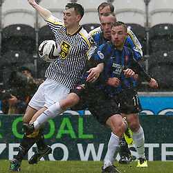 St Mirren v Hamilton Accies | Scottish Premiership | 28 February 2015