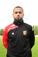 Jordzn Gobron during the Friendly match between Lens and Quevilly Rouen on 1 July 2017, in France. ( Photo by Philippe le Brech / Icon Sport )