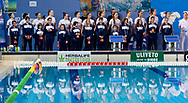 Team Hungary HUN<br /> Italy ITA (White cup) Vs Hungary HUN (Blue cup)<br /> Waterpolo Women's FINA Europa Cup<br /> Piscina Monte Bianco - Verona VR<br /> Photo Pasquale Mesiano/ Deepbluemedia /Insidefoto