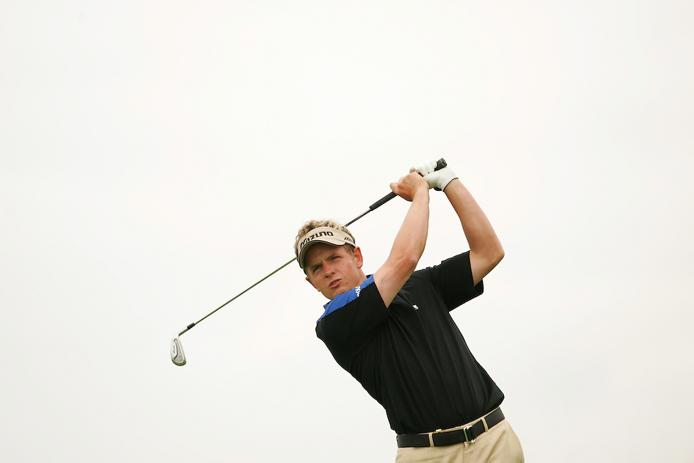 Luke Donald..2004 PGA Championship.Second Round.Whistling Straits.Haven, WI.Friday, August 13 2004..photograph by Darren Carroll