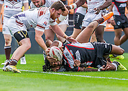 London Broncos v Hunslet Hawks - 21/06/2015