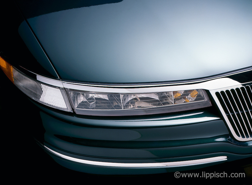 Used in advertising for automotive headlights.