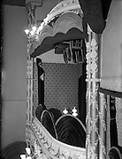 Gaiety Theatre Opening - Interior Views - Special for Irish Contracts Weekly.26/11/1955