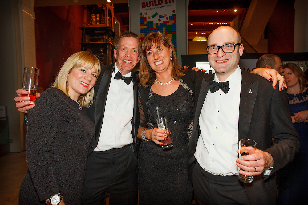 Diageo staff dinner dance at National Museum of Scotland.<br /> <br /> Photograph by Mike Wilkinson...20/2/16<br />  <br /> Copyright photograph by Mike Wilkinson. Contact Mike on 07768 393673 mike@mike-wilkinson.com www.mike-wilkinson.com http://mike-wilkinson.photoshelter.com