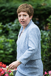Downing Street,  London, June 27th 2015. Leader of the House of Lords, Baroness Tina Stowell arrives for the first post-Brexit cabinet meeting at 10 Downing Street