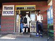 Grammy award winning jazz saxophone player Kirk Whalum volunteers his time each week, when he is not touring,  to give a shave and a hair cut to homeless men and women in Memphis. Three days per week, the Manna House opens their doors to provide hospitality, showers and clean clothes to the poor and homeless in Memphis.