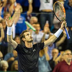 GB v Australia | Davis Cup | 20 September 2015