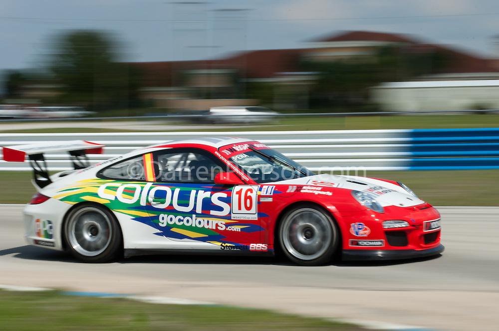 #16 Wright Motorsports Porsche GT3 Cup: Fernando Pena