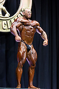 March 1, 2014 - Columbus, Ohio, U.S - <br /> <br /> Bodybuilding 2014 - Arnold Classic<br /> <br /> DENNIS WOLF competes in the 2014 Arnold Classic at the Arnold Sports Festival in Columbus, Ohio. <br /> ©Exclusivepix