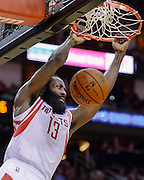Nov 7, 2013; Houston, TX, USA; during the second quarter at Toyota Center. Mandatory Credit: Thomas Campbell-USA TODAY Sports