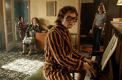 RELEASE DATE: May 17, 2019 TITLE: Rocketman STUDIO: Paramount Pictures DIRECTOR: Dexter Fletcher PLOT: The story of Elton John's life, from his years as a prodigy at the Royal Academy of Music through his influential and enduring musical partnership with Bernie Taupin. STARRING: BRYCE DALLAS HOWARD as Sheila, GEMMA JONES as Ivy, TARON EGERTON as Elton John, JAMIE BELL as Bernie. (Credit Image: © Paramount Pictures/Entertainment Pictures/ZUMAPRESS.com)
