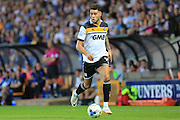 Anton Forrester during the EFL Sky Bet League 1 match between Port Vale and Rochdale at Vale Park, Burslem, England on 16 August 2016. Photo by Daniel Youngs.