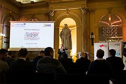 Interreg Slovenia - Austria ABS-Network event organised by TikoPro, on October 2, 2018, in TU Graz, Graz, Austria. Photo by Vid Ponikvar / Sportida