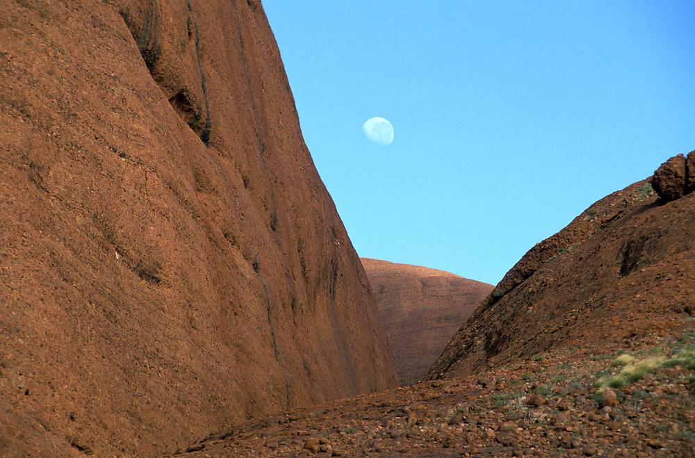 Valley of the Winds.Olgas.Uluru-Kata Tjuta National Park.Northern Territory.Australia