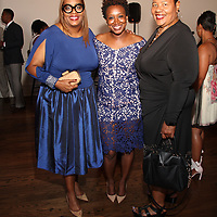 Tina Moss, Heather Jefferson, Shenetha Mack-Johnson