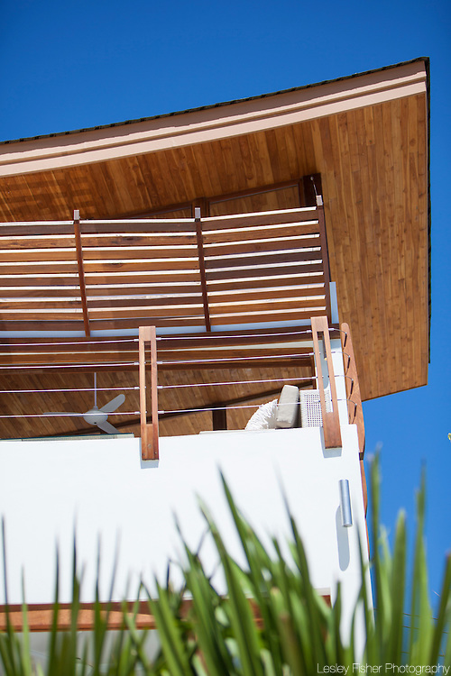 Abstract angles of Villa Kya, a luxury, private villa located in the hills of Bophut, Koh Samui, Thailand