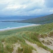 Dunes at Luskentyre, Isle of Harris, Scotland