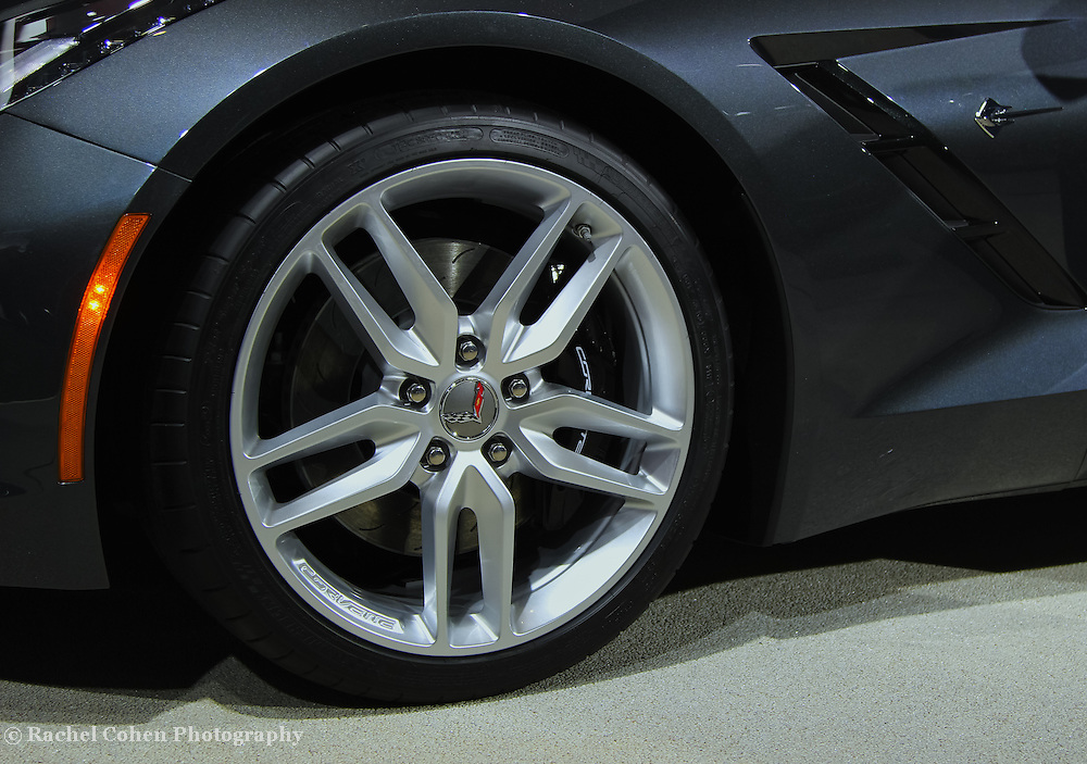 &quot;2014 Chevy Corvette Wheel&quot;<br />