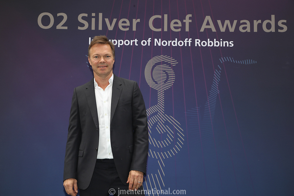 The Nordoff Robbins O2 Silver Clef Awards 2017.<br /> Grosvenor House, London. <br /> Friday, 30th June 2017.<br /> Photo Credit: John Marshall JM Enternational