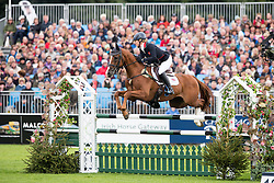 Woodhead Holly, (GBR), DHI Lupison<br /> Longines FEI European Eventing Chamionship 2015 <br /> Blair Castle<br /> © Hippo Foto - Jon Stroud