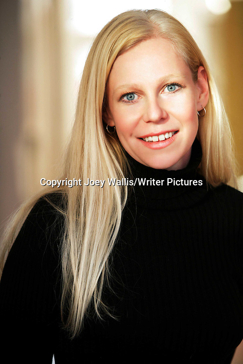 Heather Gudenkauf. US Fiction writer photographed in her home state of Iowa in 2008<br /> <br /> <br /> Copyright Joey Wallis/Writer Pictures<br /> contact +44 (0)208 224 1564<br /> sales@writerpictures.com<br /> www.writerpictures.com