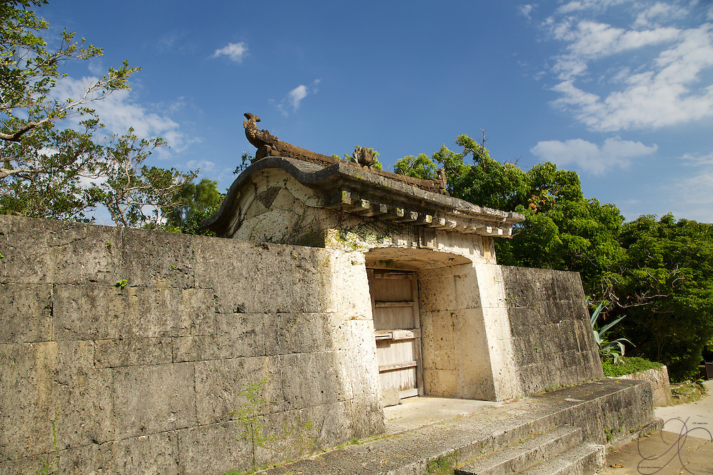 Upon departing the castle, the King would stop here at the Sonohyanu shrine to pray for a safe journey. As the Ryukyu kingdom spanned several islands reaching towards Taiwan and China, this was not insignificant in 16th Century ocean-going travel.