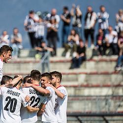 20190420: SLO, Football - Prva liga Telekom Slovenije 2018/19, NK Triglav vs NS Mura