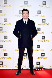 Rick Astley attending the BBC Music Awards at the Royal Victoria Dock, London.