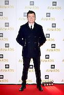 London - BBC Music Awards 2016 - 12 Dec 2016